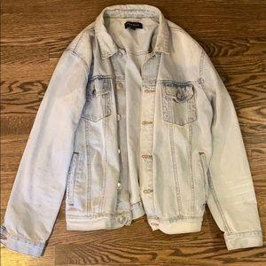 Pacsun Lightwash Denim Jacket